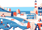 Devon Climate Emergency illustration