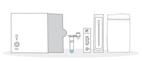 Home testing coronavirus kit