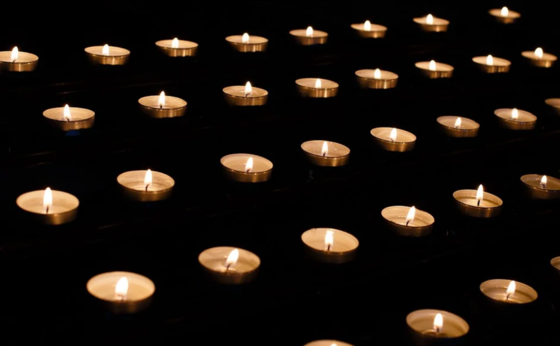 Candles - from Pixabay