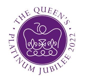 Queens Platinum Jubilee logo