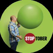 Circle stoptober logo