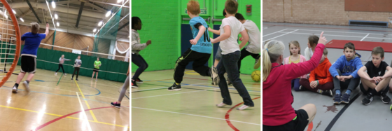 Sports camp images