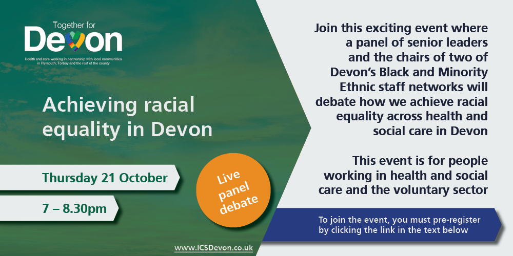 Achieving racial equality in Devon