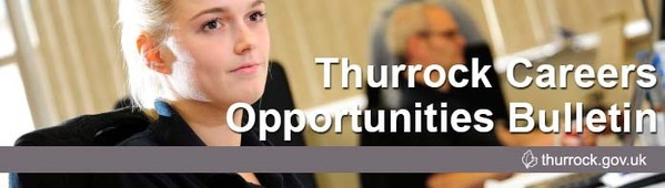 Inspire Thurrock Careers Opportunity Bulletin