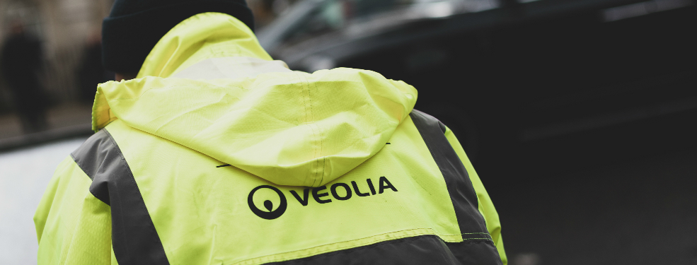 Veolia waste collections