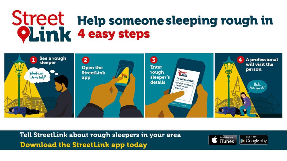 StreetLink image