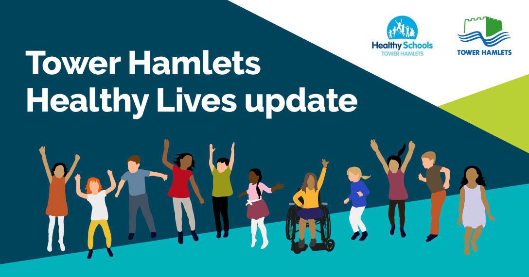 Healthy Lives - Final banner 1 May 2020