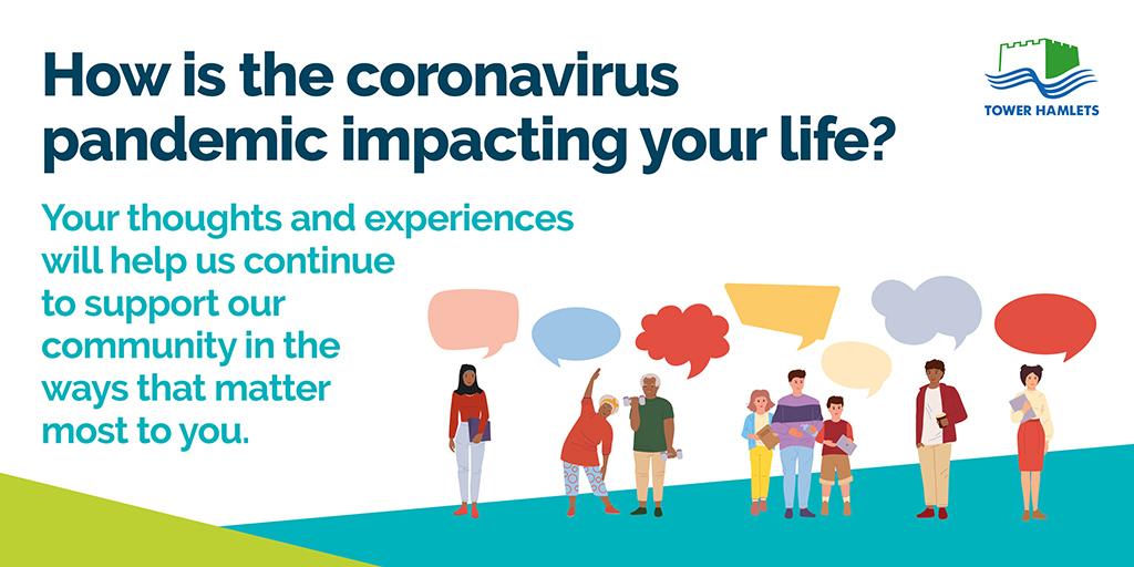 Let's talk coronavirus