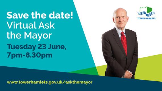 Ask the Mayor