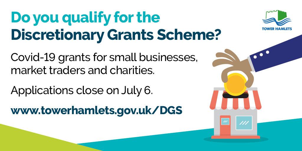 DGS funding