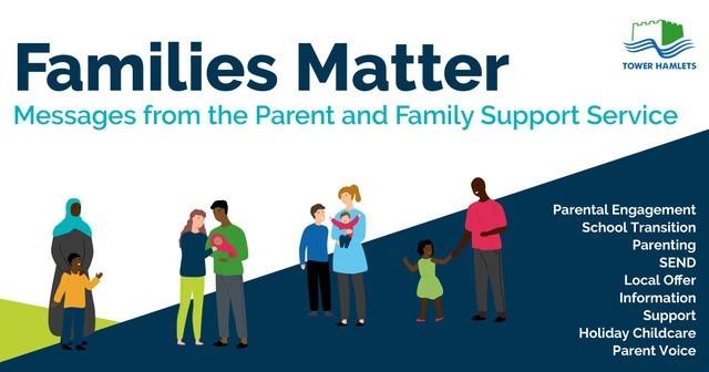 Families Matter - banner