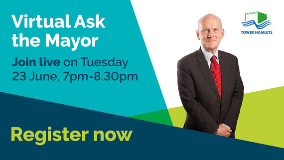 Ask the Mayor live