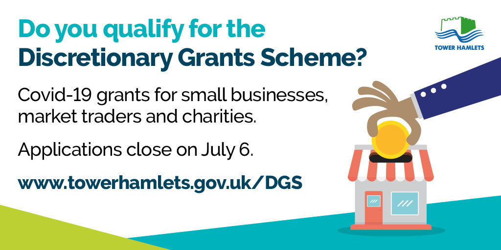 Discretionary Grants Scheme