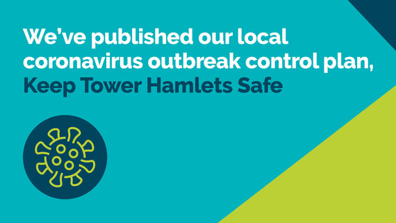 Local coronavirus outbreak control plan