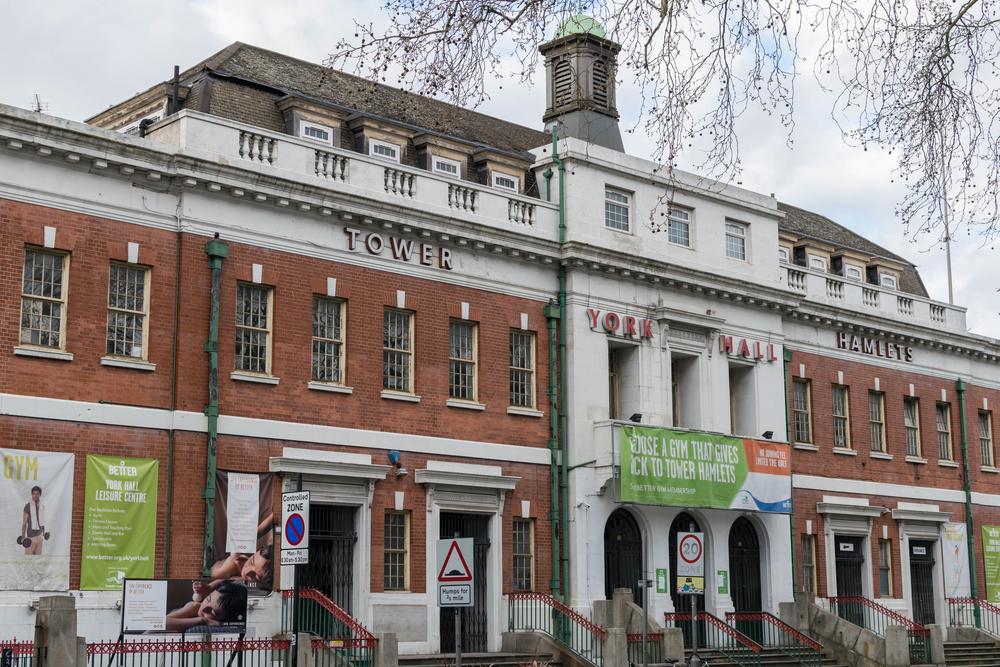 York Hall