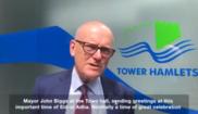 Mayor's video message on Eid