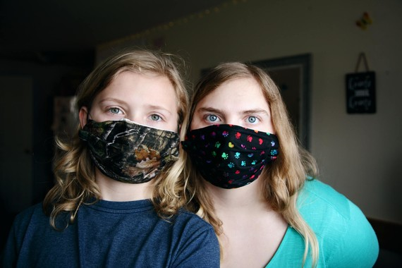 Face coverings in schools