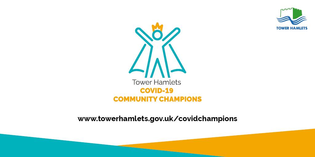 Covid community champions