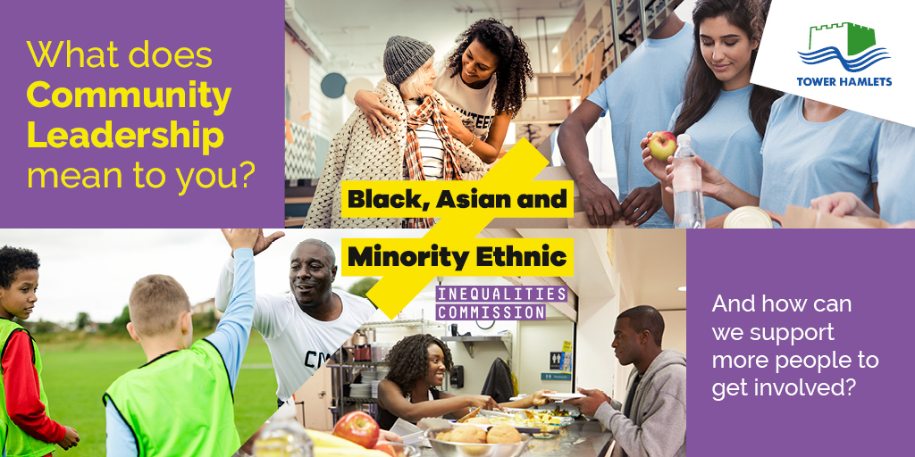 BAME Inequalities Commission