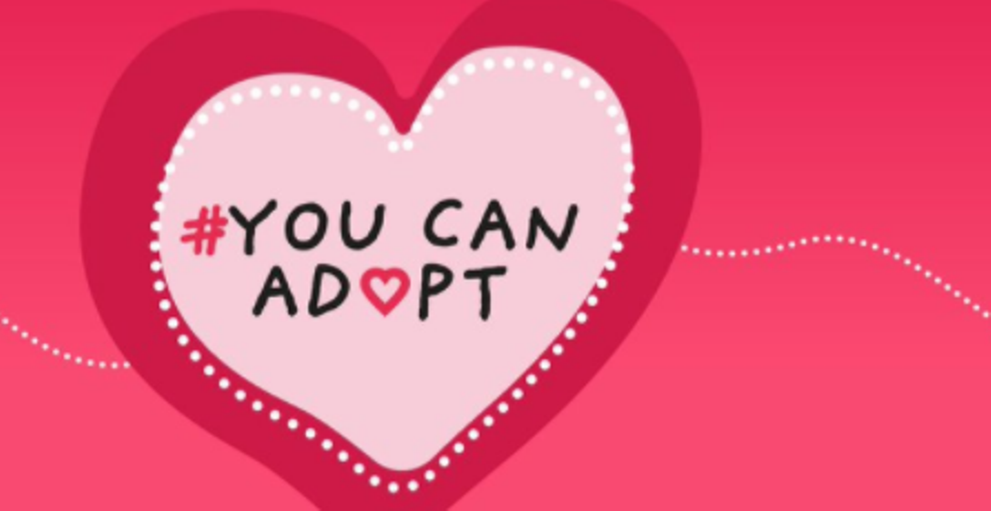 Adoption campaign image