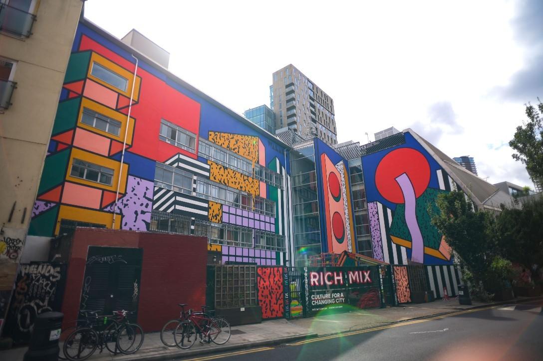 Rich Mix building