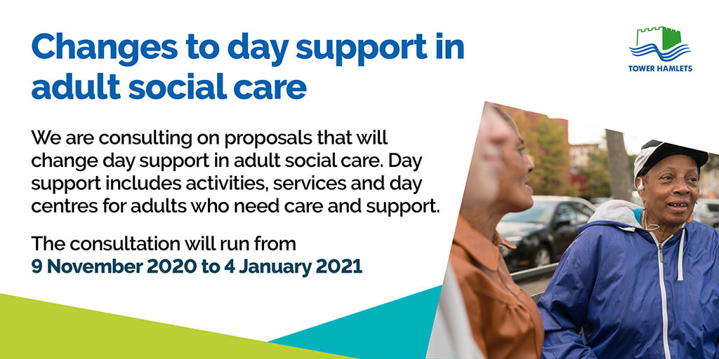 Day support consultation