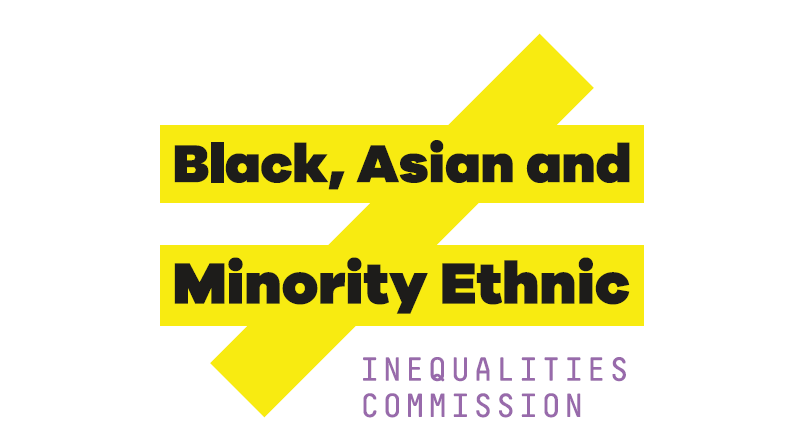 Inequalities commission logo
