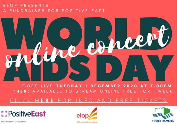 Elop World AIDS Day concert