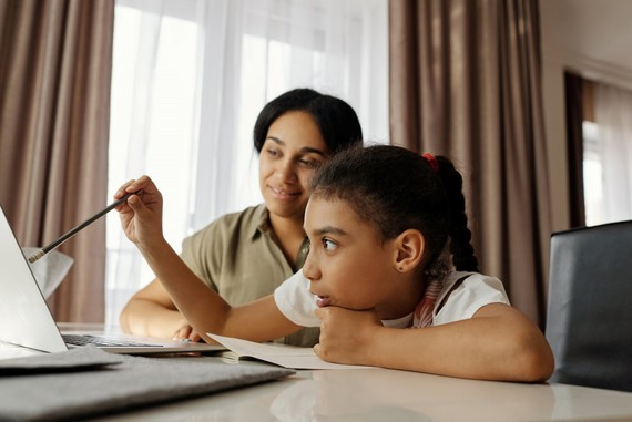 Parent sessions to support children's learning and well-being