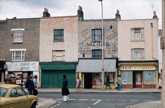 Roman Road Stories - Four Corners' exhibition celebrating the high street is back !