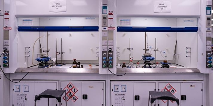 Chemistry Department at Queen Mary