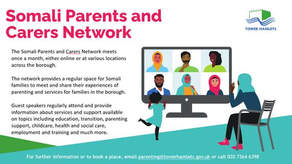 Somali Parents Network