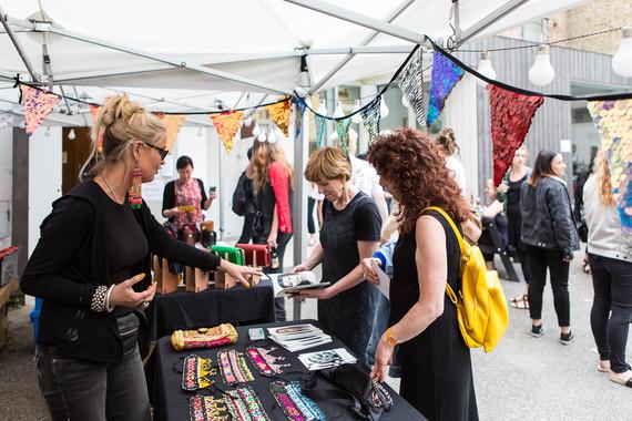 Bow Road Summer Market