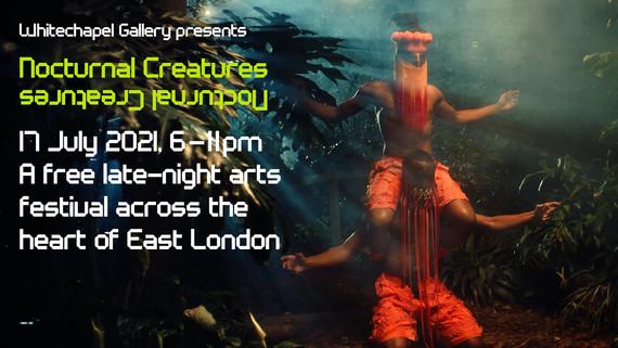 Nocturnal Creatures arts festival