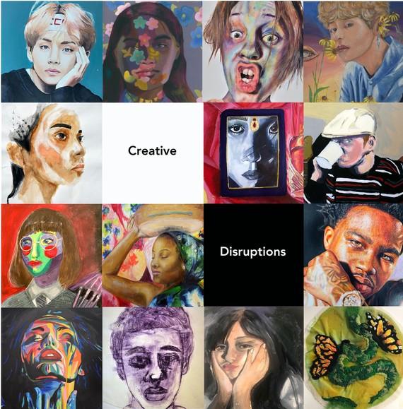 Creative Disruptions - THAT online exhibition