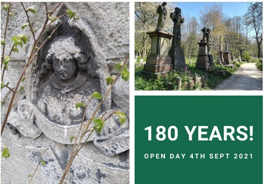 Tower Hamlets Cemetery Park celebrates their 180th anniversary