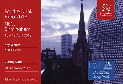 Food and Drink Expo 2018