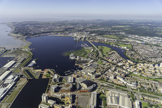 Swansea Waterfront