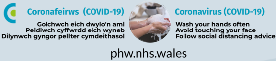 ciw - phw - nhs wales banner