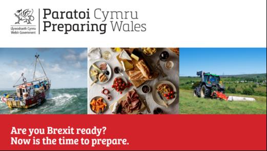 Preparing Wales