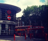 Walthamstow Central Bus Station