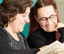 Adult Learning Service students