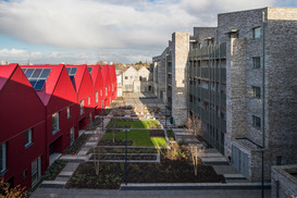 Atelier Place courtyard image