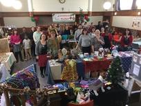 Leyton and Stone Designers Christmas Market