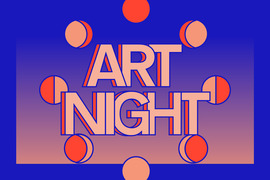Art night Walthamstow