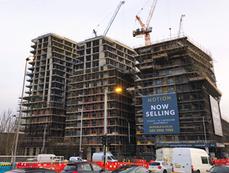 Motion E10 under construction