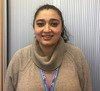 Connecting Communities Manager Smira Javed