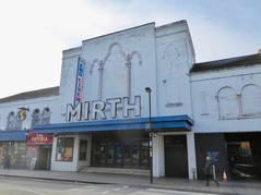 EMD Cinema exterior