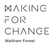 London Fashion District Making for Change logo Market Parade