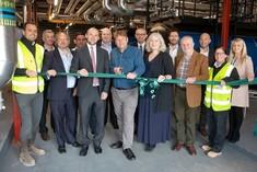 Marlowe Road Energy Centre ribbon cutting 260419